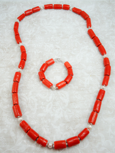 african male beads, male african accessories, male Nigerian Wedding beads, male nigerian engagement beads, male Nigerian traditional wedding beads, Nigerian Male beads, male coral necklace, nigerian coral beads